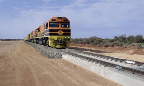 Rail Scale Application
