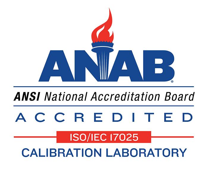 ANAB 17025 Accreditation
